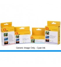 COMPATIBLE BROTHER LC39 CYAN INK CARTRIDGE