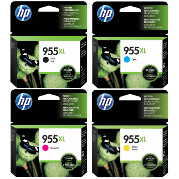 HP CF412X YELLOW TONER CARTRIDGE HY 410X HIGH YIELD