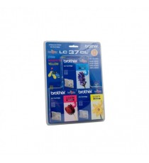 BROTHER LC38 YELLOW INK CARTRIDGE